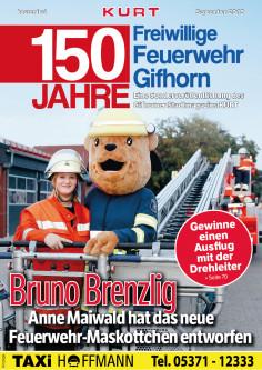 150 Jahre Freiwillige Feuerwehr!