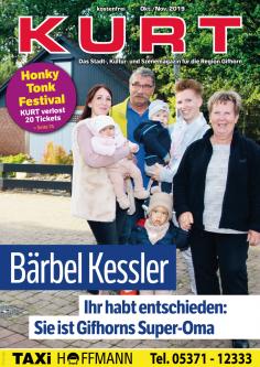 Bärbel Kessler ist Gifhorns Super-Oma