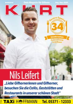 Gastro-Spezial: 34 Sonderseiten Gastronomie in Gifhorn