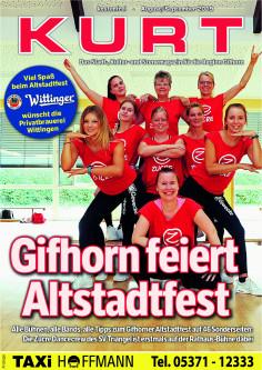 Gifhorn feiert Altstadtfest!