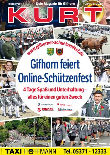 Gifhorn feiert Online-Schützenfest