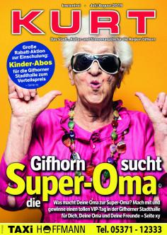 Gifhorn sucht die Super–Oma!