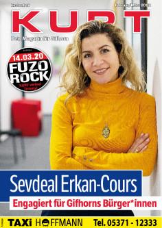 Sevdeal Erkan-Cours - Engagiert für Gifhorns Bürger*innen