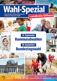 Wahl-Spezial für den Landkreis Gifhorn