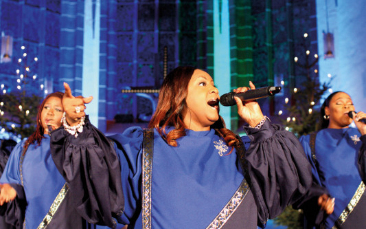 """The Best of Black Gospel"" kommt nach Gifhorn"